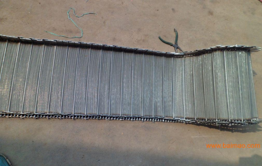 鍍鋅鐵絲輸送帶 螺旋網帶 食品輸送網帶
