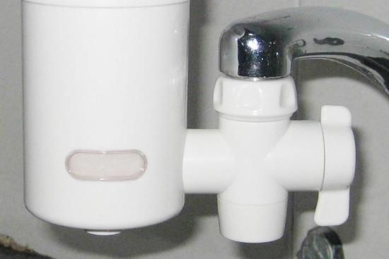 净水器的水过滤系统