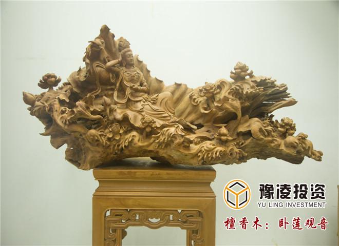 雕刻工艺品,是我们中国民间的一种工艺手段的艺术呈现,木雕就是对木材