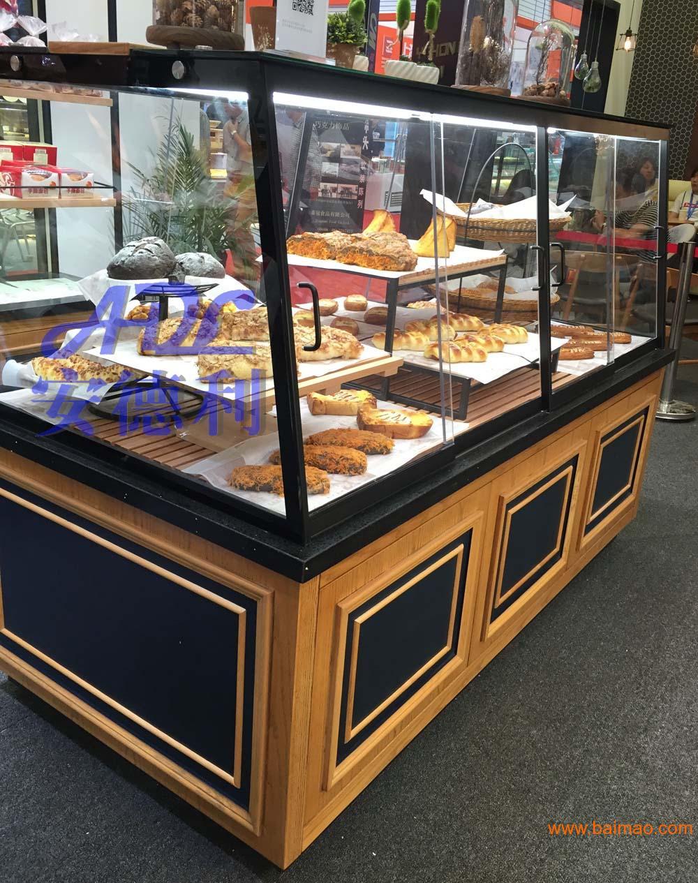 厂家直销面包移门中岛柜 面包柜 面包展示柜 面包柜厂家 面包柜价格