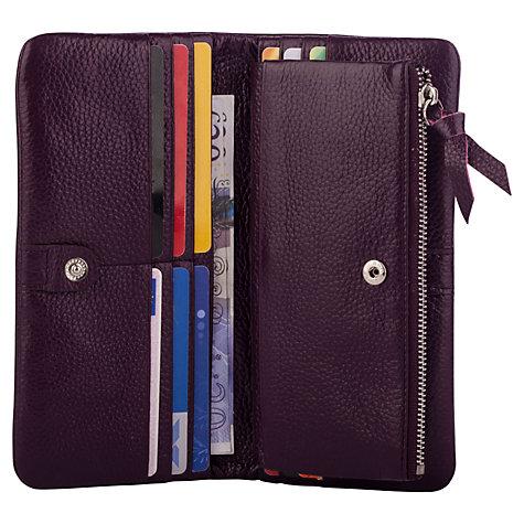 上海生产长款钱包皮具厂,女式中长款钱包,定制钱包