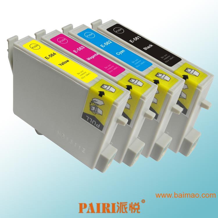 华南地区批发兼容爱普生T0564墨盒打印机**墨水