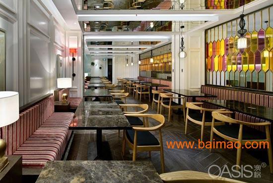 现代工厂的款式餐饮桌椅特色咖啡下载家具找cad平面图家具定制图片