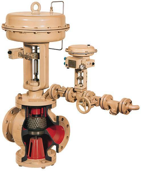 以下德国 萨姆森 蒸汽减温减压器是由上海日泽阀门有限公司提供的图片