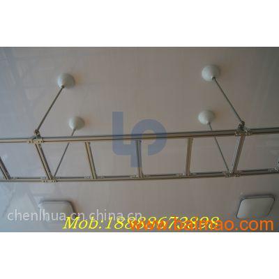 机房理线架电缆桥架强电弱电桥架,铝合金走线架 机房理线架电缆桥图片