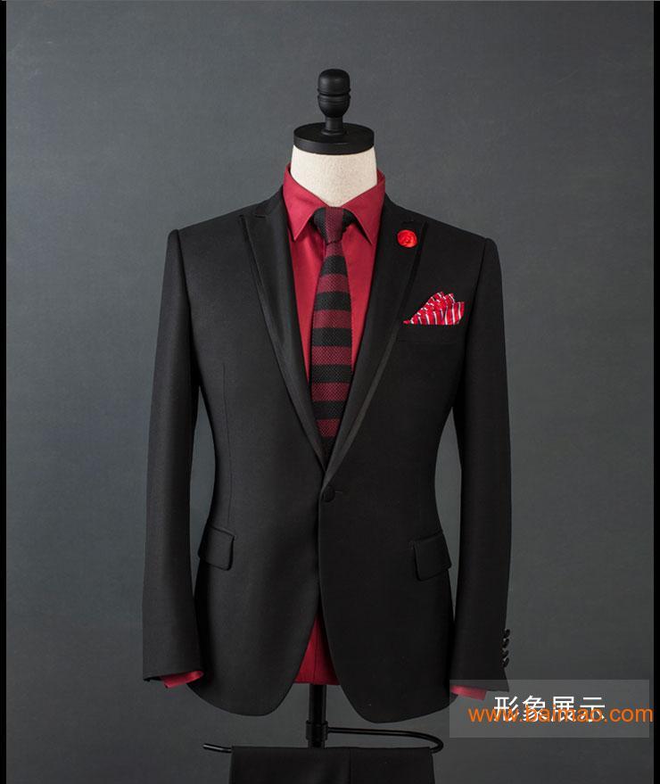 徐州男士礼服定做婚纱礼服定做